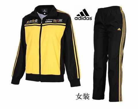survetement adidas rose bleu jaune 1bbba156d899