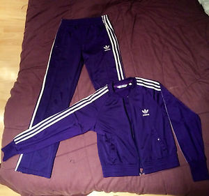 9e11f53e4ba46 survetement adidas violet et bleu