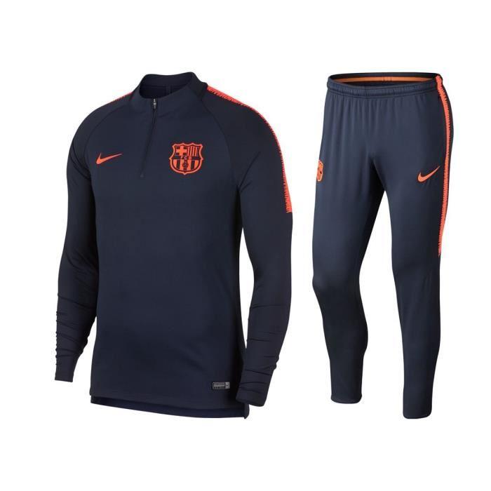 Fc Barcelone Survêtement Bar a   veste + pantalon - Collection officielle  Taille enfant ... eacb380ea17
